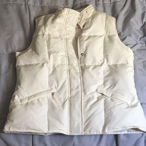 NWT talbots puffer vest